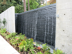 Water Wall Feature Click To Enlarge